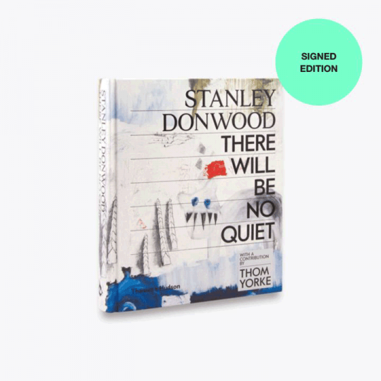 Stanley Donwood: There Will Be No Quiet | Books | Art prints | Modern & Contemporary Art and Interiors