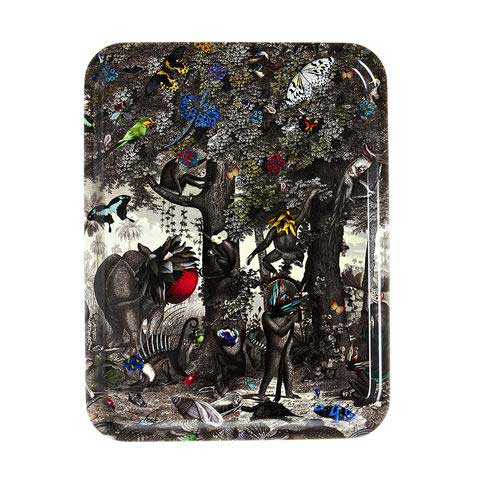 Kristjana S Williams | Ink Forest Tray | Art prints | Modern & Contemporary Art and Interiors