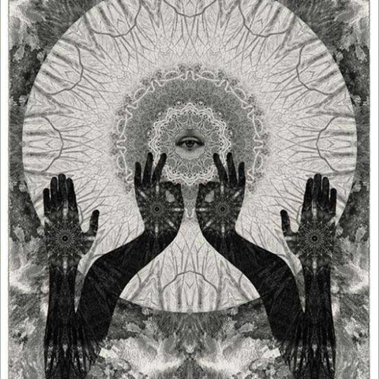 Dan Hillier | Temple of the Way of Light | Fine Art & Contemporary Prints | Interiors | Books