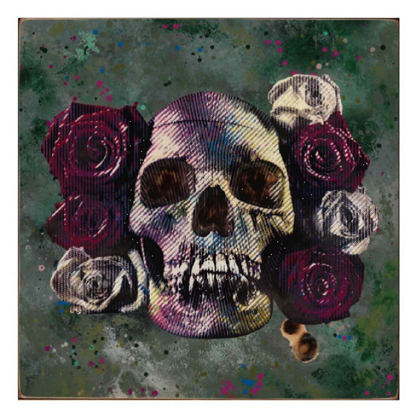 Goldie | Life and Death | Fine Art & Contemporary Prints | Books | Painting