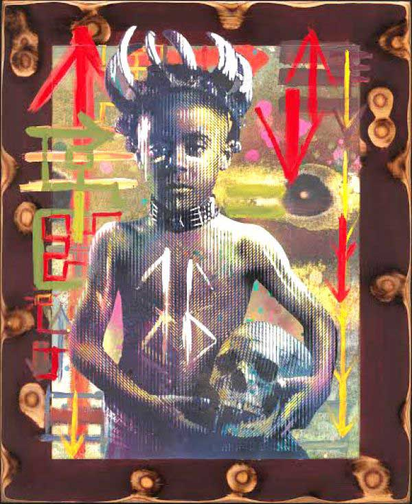 Goldie | Lord of the Flies | Fine Art & Contemporary Prints | Books | Painting