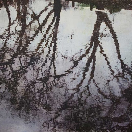 Marianne Nix   Reflections Hampstead II   Fine Art & Contemporary Prints   Books   Painting