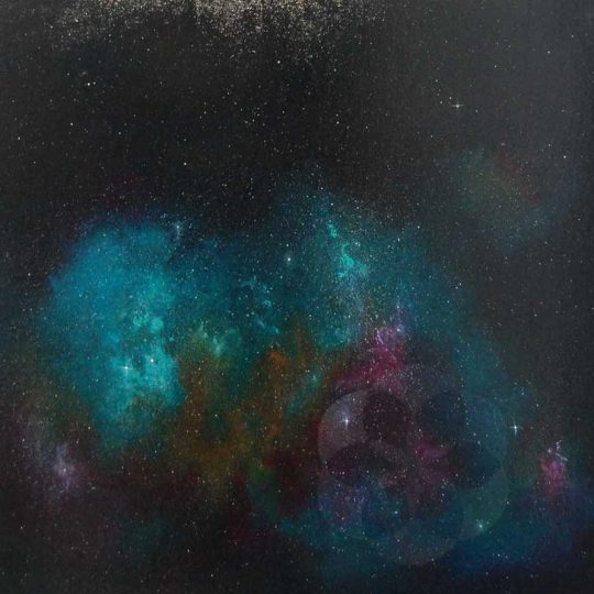 Loz Atkinson | Imagined Nebula | Fine Art & Contemporary Prints | Interiors | Books | EEARTS