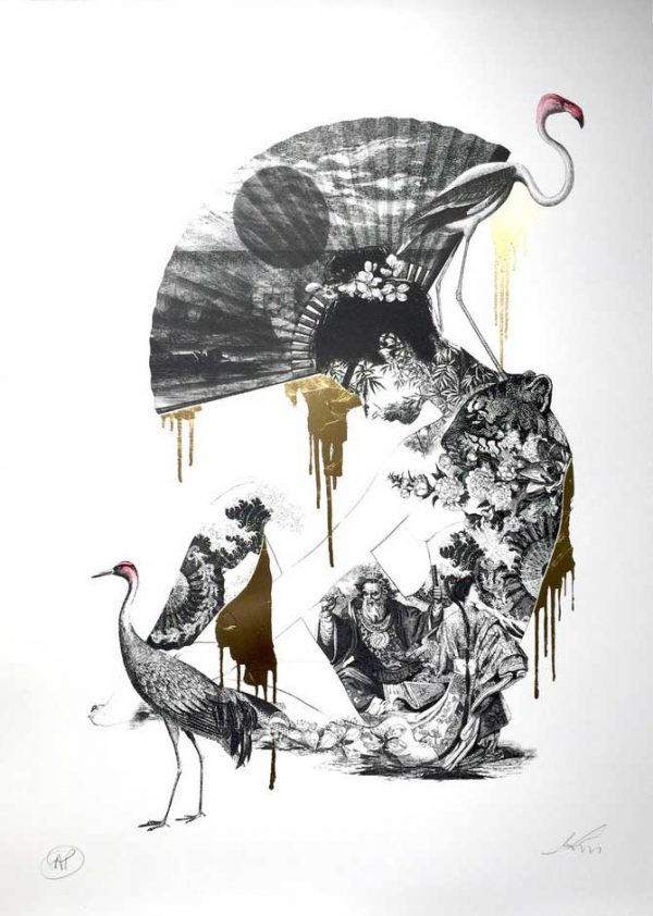 Not Now Nancy | Hashihime | Fine Art & Contemporary Prints | Books | Painting | EEARTS